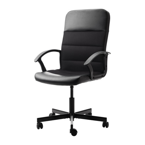 Fingal office chair from IKEA.